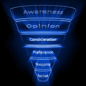 Copywriting para cada etapa de embudo de ventas