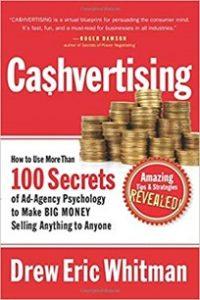 Libro de copywriting Ca$hvertising