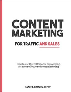 Libro Content Marketing for Traffic and Sales