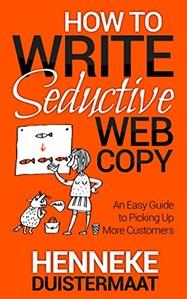 Libro de copywriting How to Write Seductive Web Copy