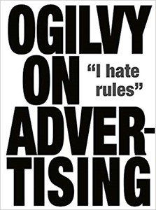 Libro Ogilvy on advertising