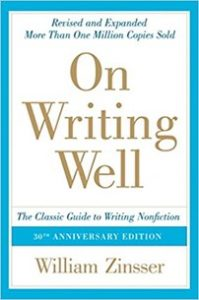 Libro On Writing Well