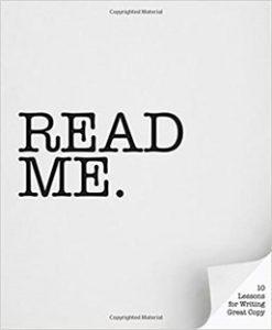 Libro de copywriting Read Me