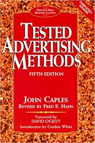 Libro Tested Advertising Methods