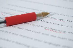 Cómo editar y corregir un escrito