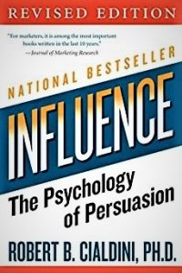 Libro Influence: The Psychology of Persuasion